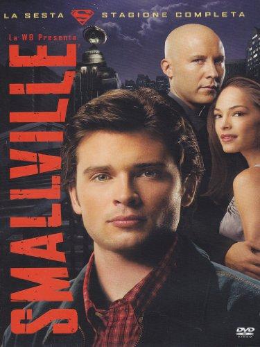 SmallvilleStagione06 [6 DVDs] [IT Import]