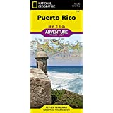 Puerto Rico: NATIONAL GEOGRAPHIC Adventure Maps (Adventure Map (Numbered))