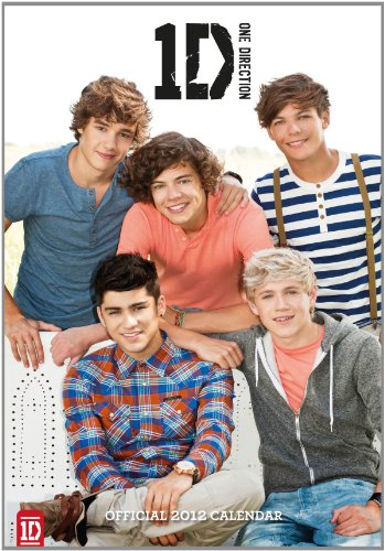 Official One Direction Calendar 2012