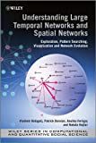 Understanding Large Temporal Networks and Spatial Networks: Exploration, Pattern Searching, Visualization and Network Evol...