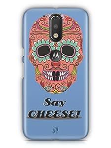 YuBingo Say Cheese Mobile Case Back Cover for Motorola G4