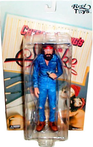 galleon cheech chong 39 s up in smoke tommy chong action figure neca reel toys 8 1 2 in. Black Bedroom Furniture Sets. Home Design Ideas