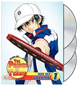 Prince Of Tennis: Box Set 1