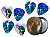 Cage The Elephant (DW) 6 X Live Performance Guitar Picks in Tin