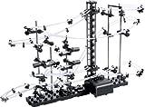 あなたの発想で組み立て♪★無限ループ スペースレール パズル 知育 脳トレ レベル2