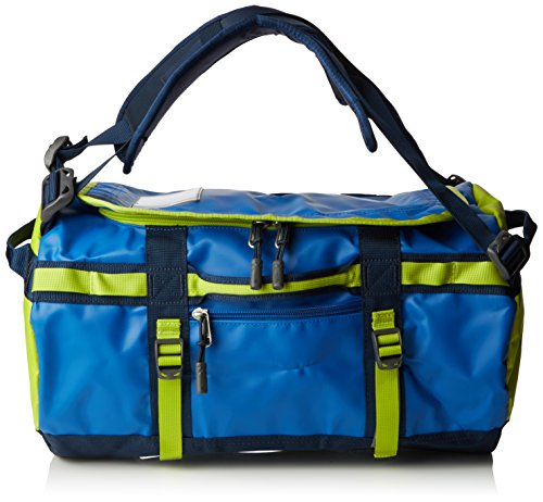 The North Face Base Camp Borsone Xs Blu/Lime