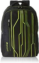 Safari 30 ltrs Laptop Bag (Racetrack-Black-LB)