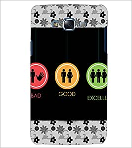PrintDhaba Logos D-3627 Back Case Cover for SAMSUNG GALAXY J7 (Multi-Coloured)