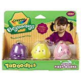 Crayola Beginnings TaDoodles Washable First Marks