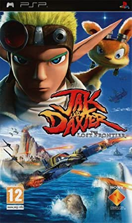 Jak & Daxter: The Lost Frontier - Sony PSP