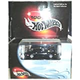 100% Hot Wheels - Limited Edition Cool Collectibles - Firebird T/A - 1:64 Scale Classic Collector Car Replica Mounted in Collector Display Case. Black Body Color (Color: Black, Tamaño: 1:64 Scale)