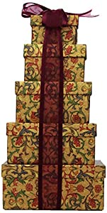 Broadway Basketeers Thinking of You 5-box Gift Tower