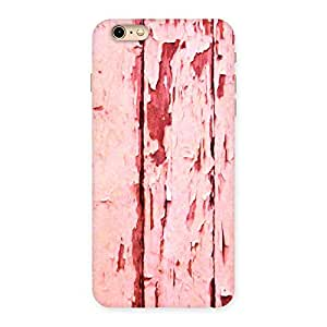 Ripped Wood Back Case Cover for iPhone 6 Plus 6S Plus