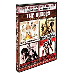 Roger Corman's Cult Classics: The Nurses Collection (Candy Stripe Nurses, Private Duty Nurses, Night Call Nurses, Young Nurses)
