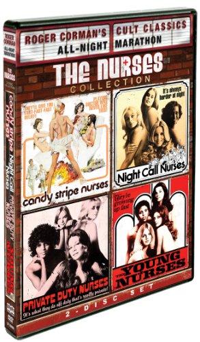 The Nurses Collection (Candy Stripe Nurses / Night Call Nurses / Private Duty Nurses / The Young Nurses)