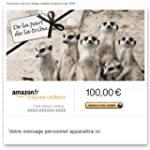 Ch�que-cadeau Amazon.fr - E-mail - De...