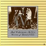 Rick Wakeman - The Six Wives Of Henry VIII - A&M Records - 393 229-1