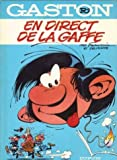 "Afficher ""Gaston En direct de la gaffe"""