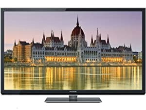 Panasonic VIERA TC-P50ST50 50-Inch 1080p 600Hz Full HD 3D Plasma TV (2012 Model)