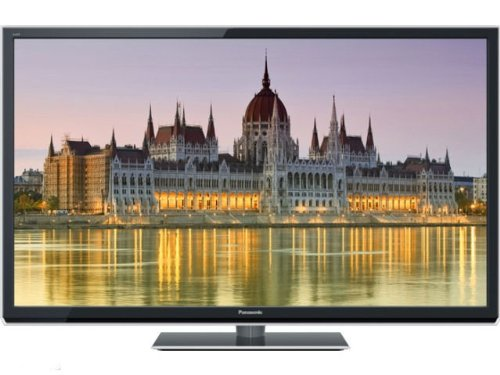New Panasonic VIERA TC-P50ST50 50-Inch 1080p 600Hz Full HD 3D Plasma TV (2012 Model)