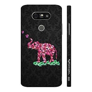 Enthopia Designer Hardshell Case Elephant Art 5 Back Cover for LG G5