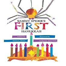Sammy Spider's First Hanukkah | Livre audio Auteur(s) : Sylvia A. Rouss Narrateur(s) :  Intuitive