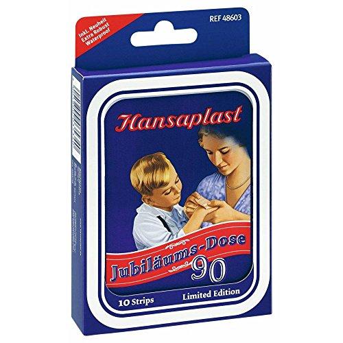 Hansaplast Jubiläums-Dose, 10 St