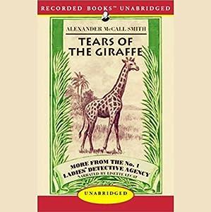 Tears of the Giraffe Audiobook