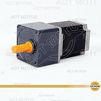 Act GmbH 1Nema23Geared Motor 23HS8430AG154LEITUNGEN 3A 1.4N.m 15: 1