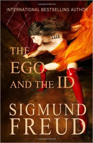 The Ego and the Id written by Sigmund Freud
