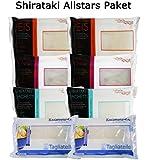 Shirataki Paket - Unsere Stars