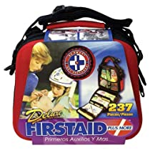 DELUXE 225PC FIRST AID KIT