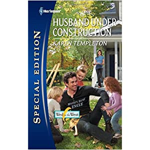 Husband Under Construction by Karen Templeton
