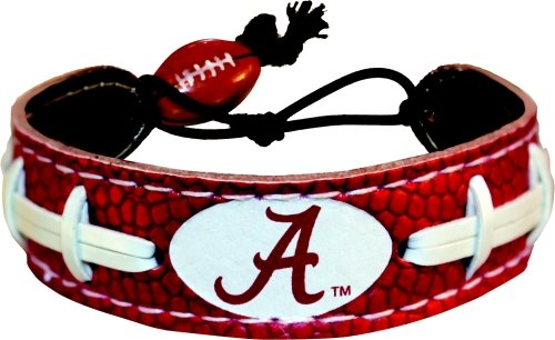 Alabama Crimson Tide A Logo Team Color Football