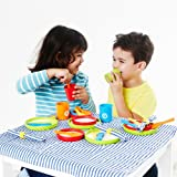 Early Learning Centre - Wooden Dinner Set