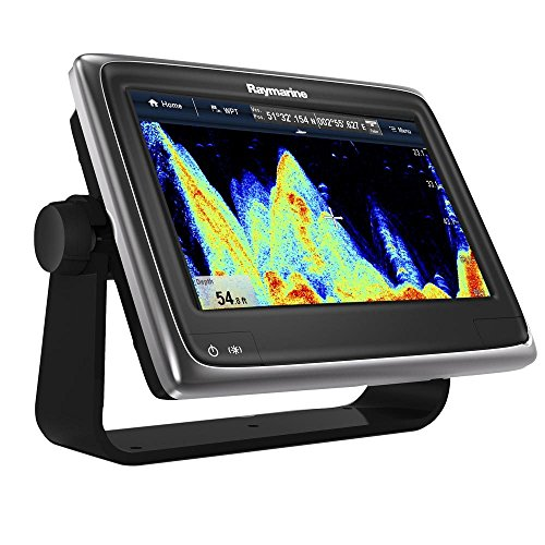 "Raymarine a97 9"" MFD Chartplotter/Fishfinder w/Wi-Fi & Bluetooth - US Lake and Coastal Chart by C-Map"