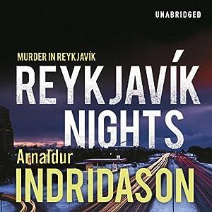 Reykjavik Nights Hörbuch