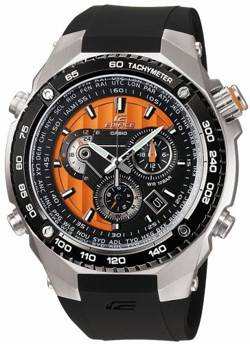 CASIO (カシオ) 腕時計 EDIFICE エディフィス ウレタンバンド EFE-500J-5AJF メンズ