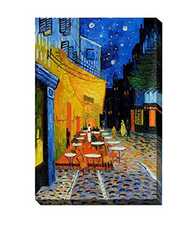 Vincent Van Gogh's Cafe Terrace at Night Oil Painting on Canvas