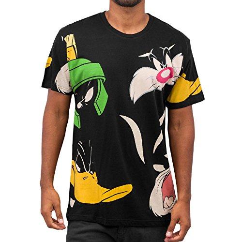 Eleven Paris Uomo T-shirt Cloony Oversize nero S