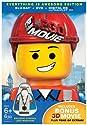 Lego Movie (3 Discos) [Blu-Ray 3D]<br>$1873.00