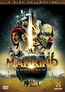 Mankind The Story of All of Us [DVD]