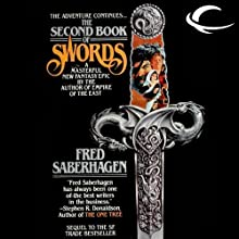The Second Book of Swords Audiobook by Fred Saberhagen Narrated by Derek Perkins