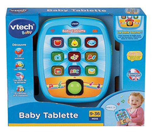 vtech baby tablette bilingue la boutique des jeux et. Black Bedroom Furniture Sets. Home Design Ideas