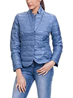 Tantra Chaqueta Guateada Quilted With Pockets (Azul)