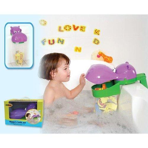 Edushape Hippo Bath Set