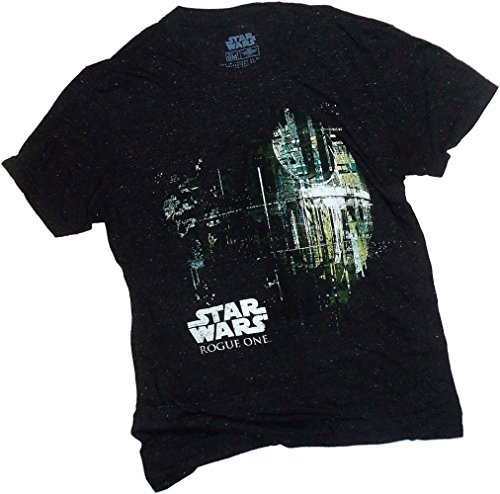 Rogue One: A Star Wars Story -- Dripping Death Star Adult T-Shirt,