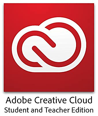 Adobe Student & Teacher Edition Creative Cloud