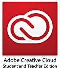 Adobe Student & Teacher Edition Creative Cloud [Digital Membership]