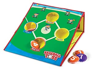 Learning Resources Smart Toss Math Sports by Learning Resources